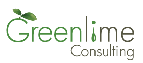Greenlime – The zest of IT Logo
